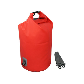 Overboard Dry Tube Bag 30 Liter red