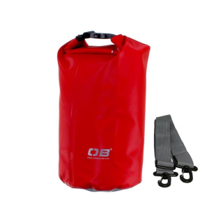 Overboard Dry Tube Bag  5 Liter red