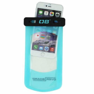 Overboard waterproof Phone case L Aqua